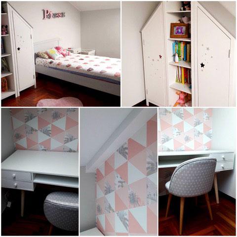 habitacion infantil reformada alejandraotero interiorismo home staging vigo