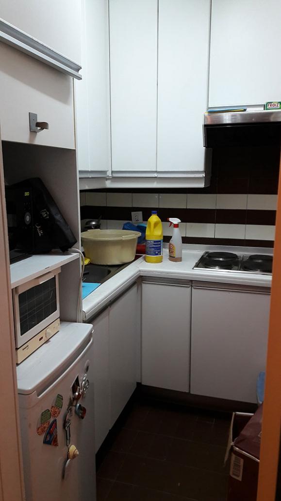cocina sin reformar alejandraotero interiorismo home staging vigo