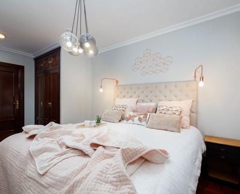 dormitorio alejandraotero interiorismo home staging vigo