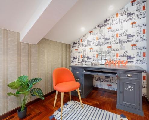 dormitorio infantil escritorio alejandraotero interiorismo home staging vigo